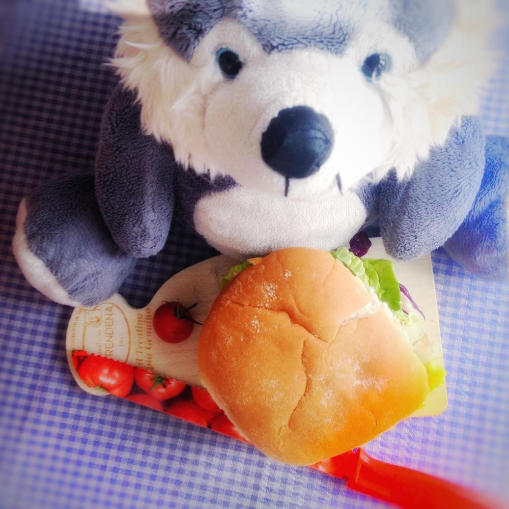 Healthy Italian Special Tuna Sandwich