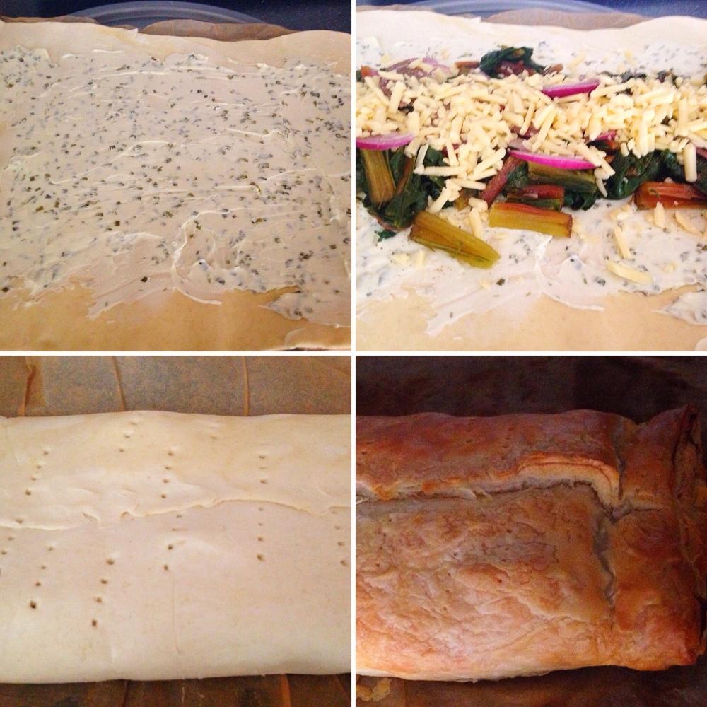 Puff Pastry Calzone